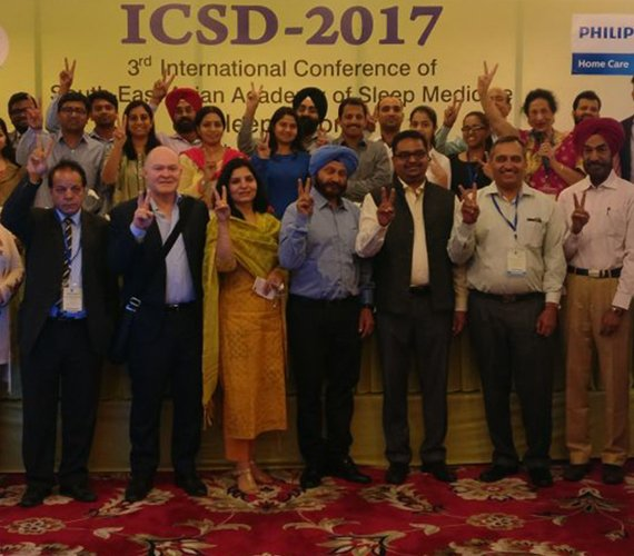 SEAASM extends its warm gratitude towards all speakers and participants for the success of ICSD 2017